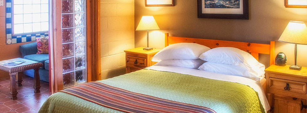 Suite #3 Queen Bed